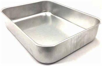 Ταψί αλουμινίου Νο5 για γλυκά και φαγητό