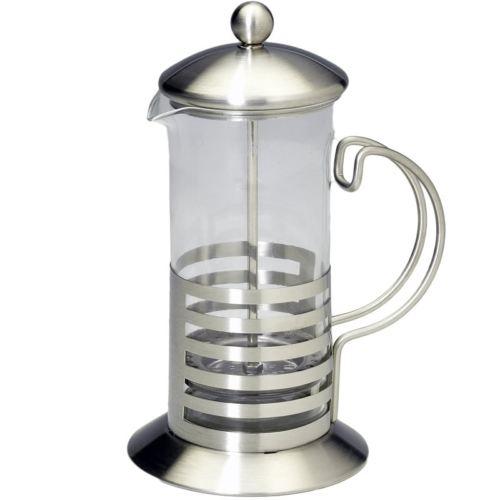 Καφετιέρα ανοξείδωτη έμβολο για καφέ φίλτρου
