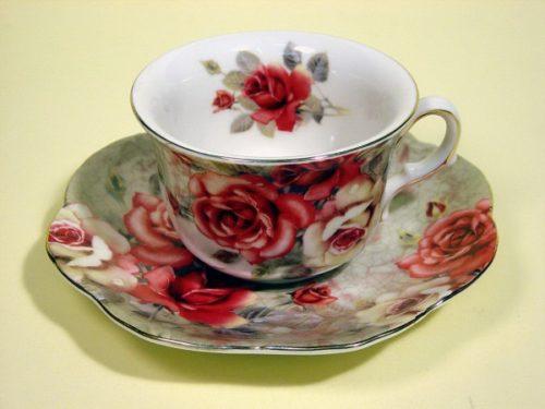 GJ104-J3 Φλιτζάνι καφέ πορσελάνη Oriana Ferelli