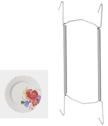 Ελατήριο για κρέμασμα πιάτων 9- 18 εκατοστά