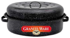 Γνήσια Γάστρα Αμερικής Granite-ware