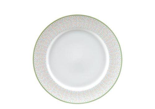 Πιάτο πορσελάνη Ιωνία Basics Chromata στρογγυλό