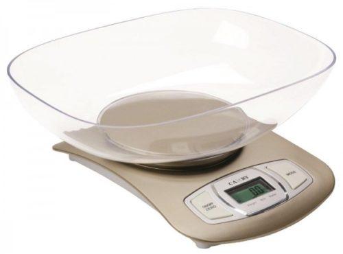 Ζυγαρια κουζινας με ακριβεια γραμαριου εως 5 kg και εναλαγη σε ml CAMRY EK3650