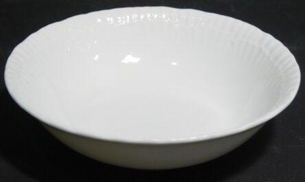 Σαλατιέρα-μπολ σαλάτας πορσελάνη ανάγλυφη ferelli