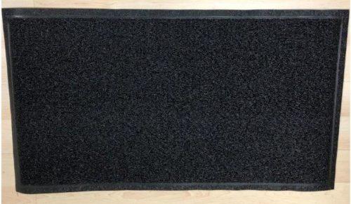 Ταπέτο εξωτερικού χώρου λάστιχο μαύρο 45χ75