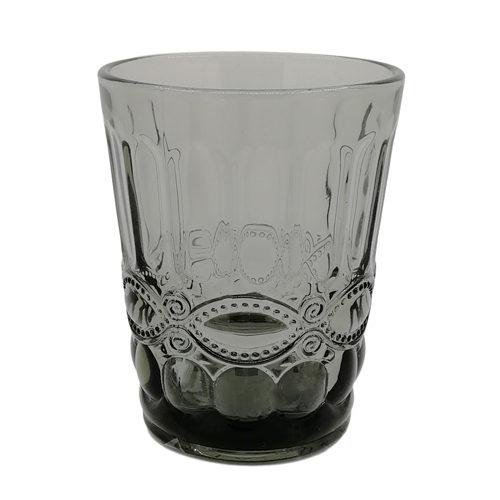 Ποτήρι ουίσκι μπλε γκρι 240ml
