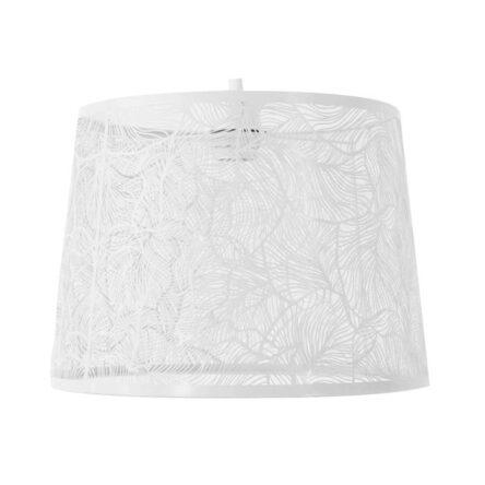 Φωτιστικό κρεμαστό μεταλλικό λευκό