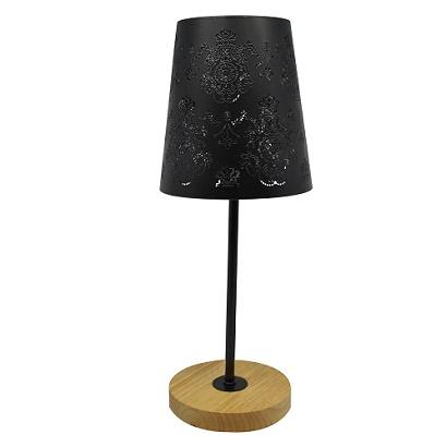 Πορτατίφ επιτραπέζιο μεταλλικό μαύρο