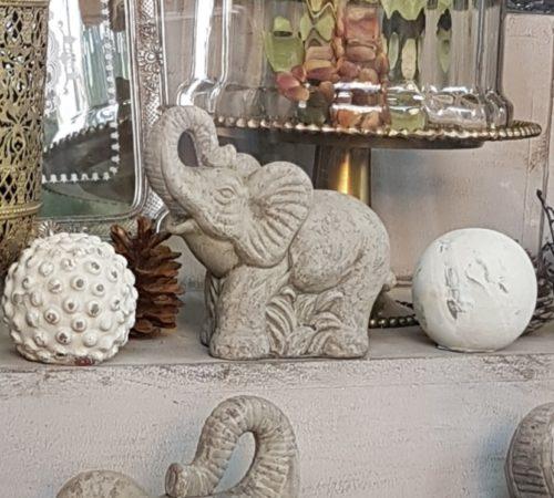 Ελέφαντας κεραμικός μικρός