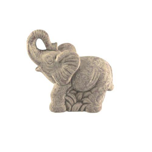 Ελέφαντας διακοσμητικός κεραμικός μικρός