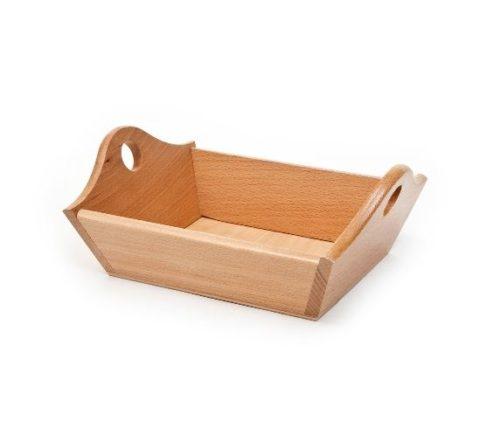 Ψωμιέρα ξύλινη