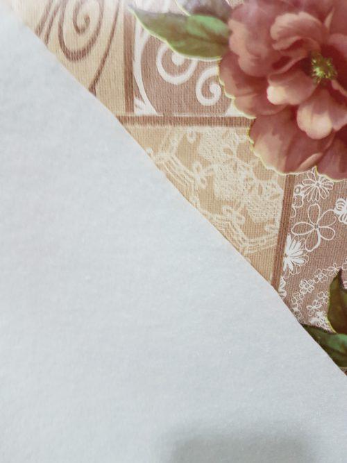 Τραπεζομάντιλο λουλούδια