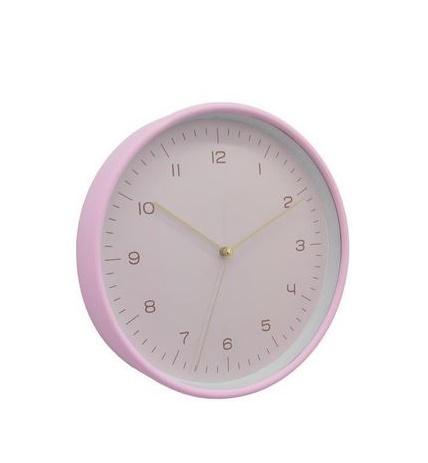 Ρολόι ροζ