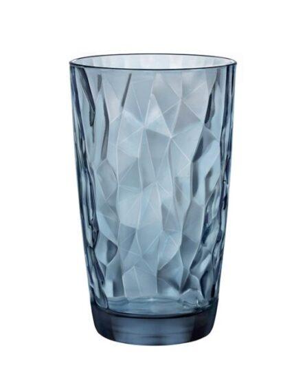 Ποτήρι μπλε