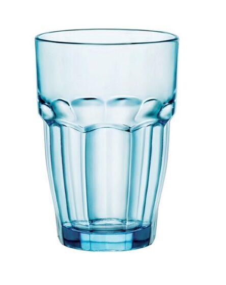 Ποτήρι γαλάζιο