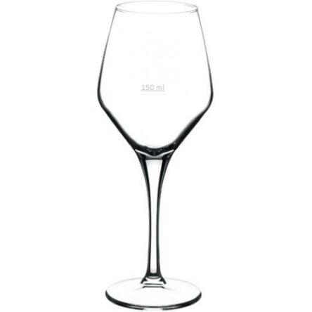 Ποτήρι κρασιού με διαγράμμιση