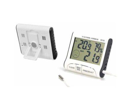 Θερμόμετρο υγρόμετρο