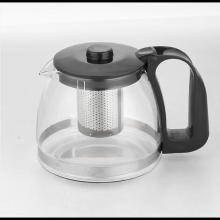 Τσαγιέρα γυάλινη 1250 ml