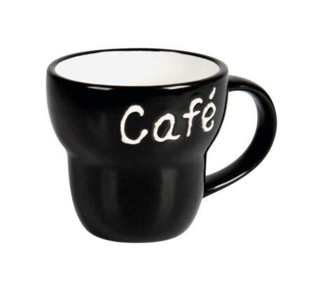 Κούπα καφέ μαύρη
