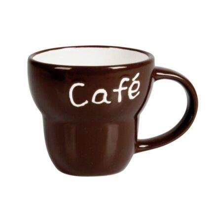 Κούπα τσαγιού καφέ χρώμα